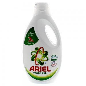 Ariel Power Gel Concentrated 3Ltr