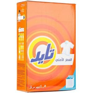Tide Original Scent Detergent Powder 4.5 kg