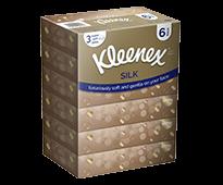 Kleenex Silk Facial Tissues 6*54 Tissues