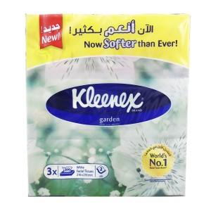 Kleenex Silk Facial Tissue 3 ply 200  Sheet