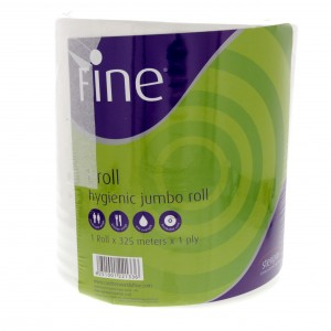 Fine Hygienic Jumbo Roll 325 Meters 1 Roll