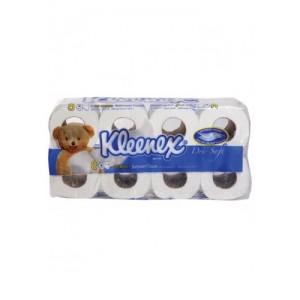 KLEENEX TOILET TISSUE ROLL 8'S