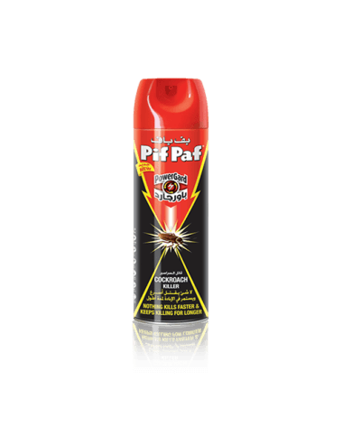 Pif Paf Cockroach killer 400ml