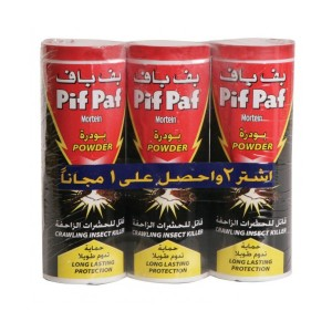 Pif Paf Powder Insect Killer (Promo Pack)
