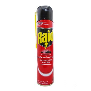 Raid cockroach and ant killer 400 ml