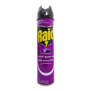 Raid multi-insect killer 400 ml