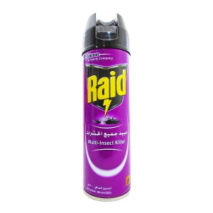Raid multi-insect killer 300 ml