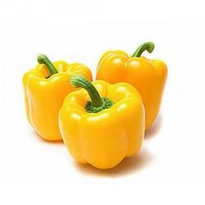 Capsicum Yellow/kg
