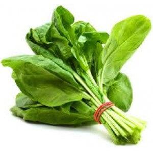 Spinach Fresh Bunch 2pc