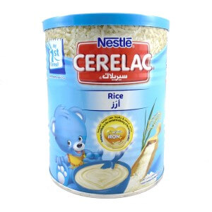 Nestle Cerelac Rise 400G