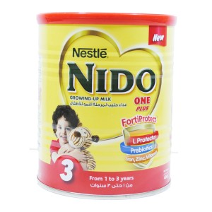 Nestle NIDO FortiProtect One Plus Growing Up Milk 900g
