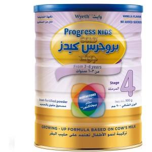 Wyeth Nutrition Gold Stage 4, Premium Milk Powder 900g