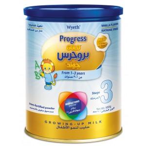 Wyeth Progress Gold Stage 3 Growing Up Milk 900g