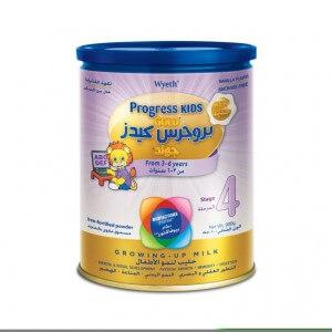 Wyeth Progress Kids Stage 4 Gold Growing Up Milk 400g