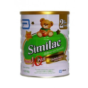 Similac  2 Advance Milk 400G