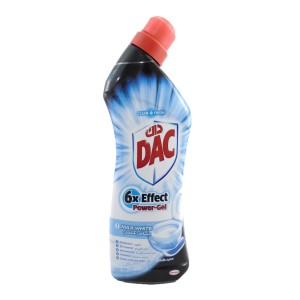 Dac Toilet Cleaning Max White 6X Effect 750Ml
