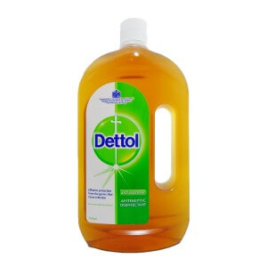 Dettol Antiseptic Disinfection Liquid 750 Ml