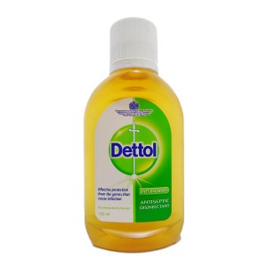 Dettol Antisepetic Disnfection Liquid 125 ml