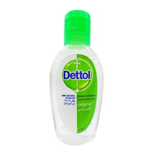 Dettol Hand Sanitizer Original 500 ml