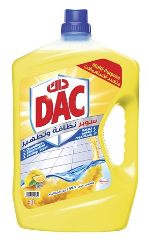 Dac Disinfectant Lemon 3L