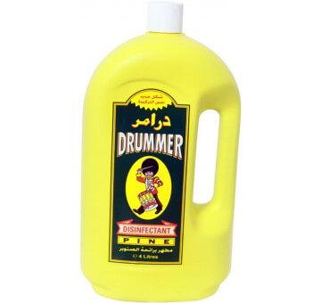 DRUMMER PINE DISINFECTANT 4L