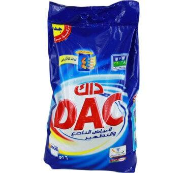 DAC POWDER SOAP BAG 6KG