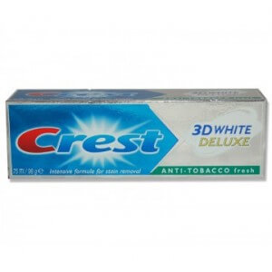 Crest 3D White Deluxe Pearl 75ML