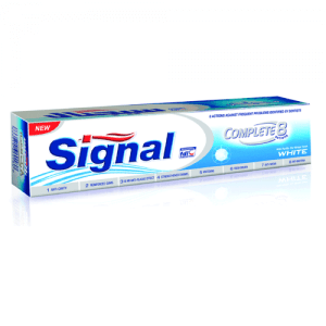 Signal Toothpaste 8 Complete 120ML