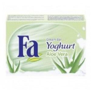 FA YOGHURT ALOE SOAP  125G