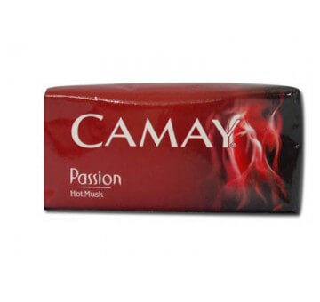 CAMAY PURE FREEDOM SOAP 175G