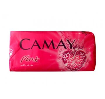 CAMAY SOAP BAR PINK 75G