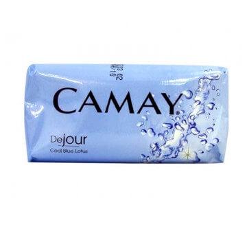 CAMAY SOAP COOL BLUE 125G