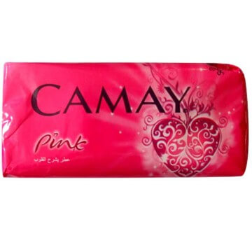 CAMAY SOAP BAR PINK 125G