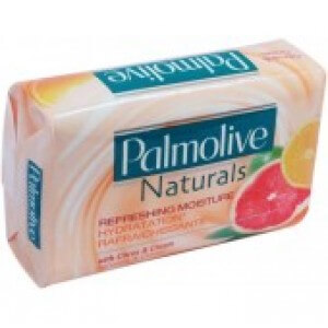 PALMOLIVE SOAP CITRUS AND CREAM 125G