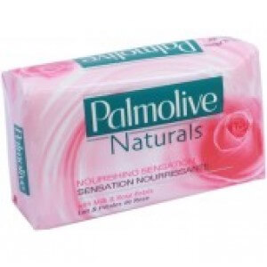 PALMOLIVE SOAP PINK ROSE 125G