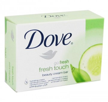 DOVE CREAM SOAP F.TOUCH 135G