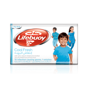 Lifebuoy Cool Fresh Soap Bar 125g