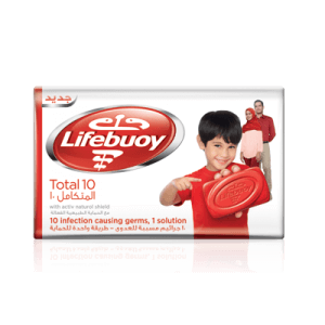 Lifebuoy Total 10 Germ Protection Soap Bar 70 g