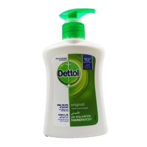 Dettol Hand Wash Original 200 Ml