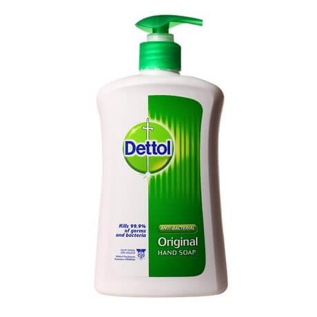 Dettol Hand Wash Original 500 Ml