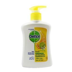 Dettol Antibacterial Daily Care Liquid Hand Wash 200 ml