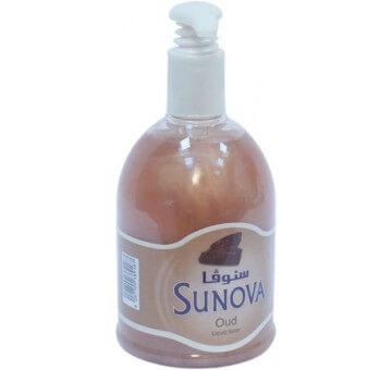 SUNOVA HAND SOAP OUD 400ML