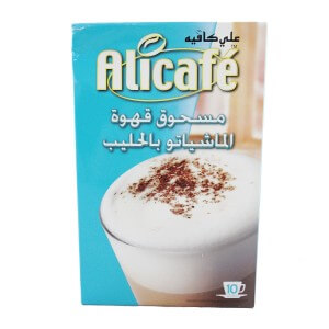 Alicafe latte macchiato 10bags