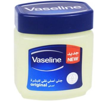 Vaseline Petrolium Original Jelly 120 ml