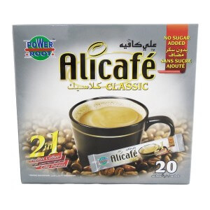 Ali cafe classic 20 bags