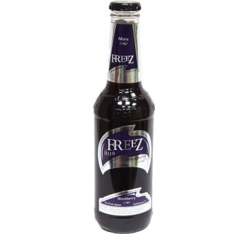FREEZ BLACKBERRY DRINK 275ML
