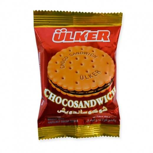 ULKER CHOCO SANDWICH 25 G
