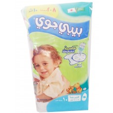 Babyjoy 5 Large From 14 to  25 KG   8 diapers
