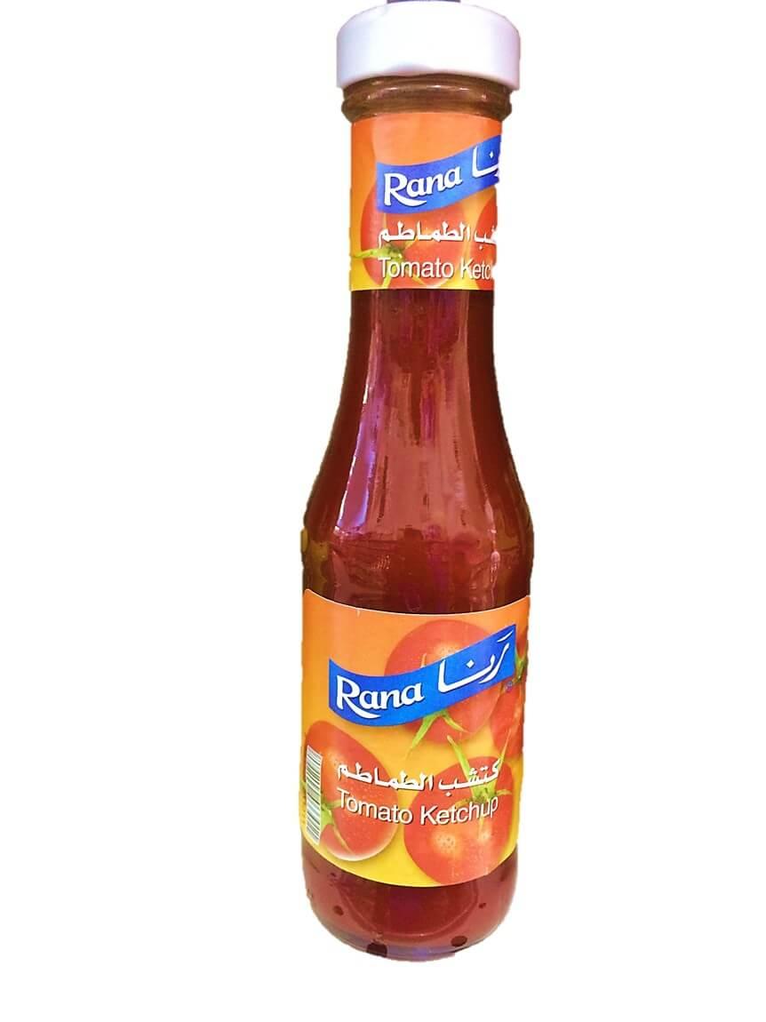 Rana Rana Ketchup 340G