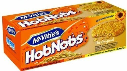 McVitie's HobNobs Oat Biscuit, 300g